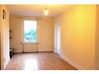 1 bedroom flat, All Saints DLR Station. Dss Considered.
