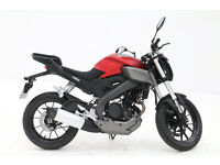Yamaha MT-125 (2015) with ONLY 605 miles ---- Price Promise!!!!