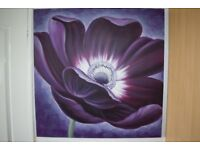 Beautiful large Canvas picture