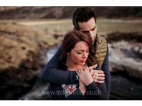 Aberdeen Wedding Photographer. Natural style.