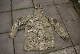 Army Issue - MTP Multi Terrain Pattern Windproof Smock - PCS GEN2, Size Large