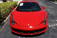 Miniature 8 Voiture Européenne d'occasion Ferrari 458 2014