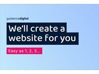 We'll Create A Website For You | FREE Web Design Mockup | £60 To Build | Birmingham | Web Designer
