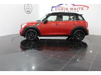 MINI COUNTRYMAN COOPER SD (red) 2013