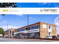 Co-working | Desk Space | Office space to rent | Gym, table tennis, pool table | Acton NW10