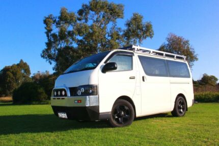 "HIACE 2009 AUTO ""LOW 40000 KLM"" SUIT TRADESMAN, MX RIDER, CAMPER Beckenham Gosnells Area Preview"