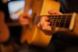 Lukes Lessons - Professional Guitar tuition £20ph - Beginners Welcome
