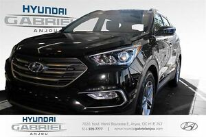 2017 Hyundai Santa Fe LUXURY AWD EX DEMO SEULEMENT 11995KM