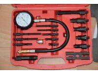 Compression tester diesel TDI CDI 0-70 bar Compression controller Gauge
