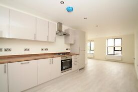 A superb, newly built, 1 double bedroom first floor flat