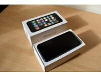 iPhone 5s - 16gb (boxed, unlocked, like new condition)