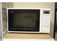 Fully functional Microwave
