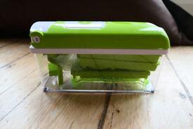 QuickPush Food Chopper made by Genius