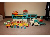 Toy Airport by Fisher Price