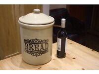 Moira stoneware bread croc large £15.00