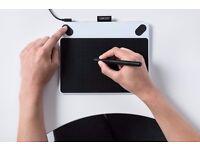 Intuos Draw Creative Pen Tablet