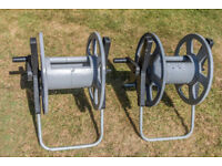 Garden Hose Reels x 2 ( Large Capacity ) Just One Left.