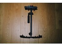 Glidecam HD4000 + Manfrotto QR plate