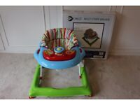John Lewis Baby Walker with box - immaculate condition