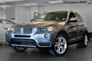 2014 BMW X3 PROMO!! // NAVIGATION + CAMERA + RADARS