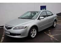 2007 Mazda 6 Katano,only 43k miles***one former keeper*3 months warranty**new car condition