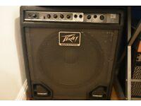 Peavey bass system amplifier