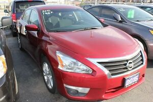2015 Nissan Altima 2.5 SV Sunroof Alloy Bluetooth