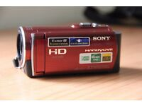 Sony HDR-CX110 HD Handycam Camcorder