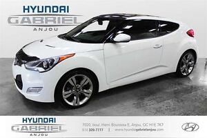 2014 Hyundai Veloster TECH PACK GPS - TOIT PANORAMIQUE