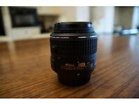 Nikon DX AF-S NIKKOR 18-55mm F/3.5-5.6G VR II Lens