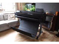 """HP T520 36"""" Large Format Printer 36 Inch Not 24 inch"""