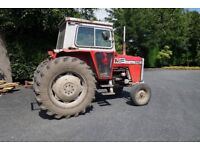 MASSEY FERGUSSON 590 2 WD TRACTOR