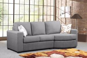 FABRIC BUMPER SOFA SET -  BEST DEALS IN TOWN (BF-64)