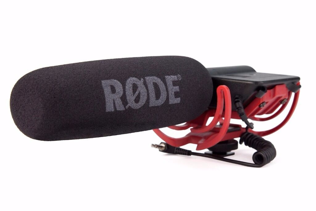 VIDEOMIC RODE. Perfect