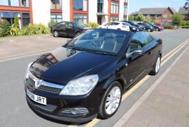 PERFECT CONDITION ASTRA CONVERTIBLE HARDTOP - CHECKS WELCOME -ANDROID- MOT till Dec/2018 - New Tyres