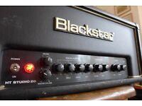 Blackstar HT Studio 20 Head valve tube amp - Korean.