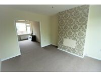 Three Bedroom unfurnished house available now