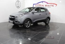 Hyundai IX35 1.7 CRDi SE 5dr (grey) 2015