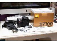 Nikon D7100 + extras (or priced individually)