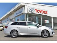 Toyota Avensis D-4D BUSINESS EDITION PLUS (silver) 2016-03-21
