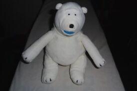 Birdseye Polar Bear