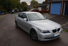 BMW 525d LCI 2008