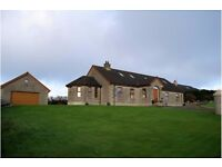 Stunning Rural 3000 sq.ft Chalet Bungalow with amazing Mourne views