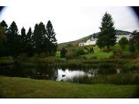 MacDonalds Forest Hills Resort Lodge to rent sleeps up to 6 £1000, Wk 41 (Oct 15-22)
