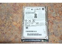 "80gb Sata 2.5"" hard drive £17.50 ono"