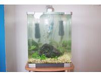 Fish Tank with Stand and Accessories - May Be Able To Deliver