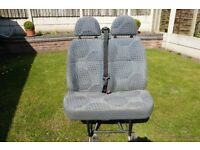 FORD TRANSIT MK 7 DOUDLE SEAT, EXCELLENT CONDITION, £100