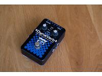 EBS Black Label Reverb pedal