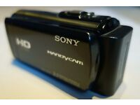 Sony HDR-CX115 HD Camcorder. Great Condition.