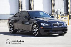2012 BMW M3 Coupe Executive & MDrive Package